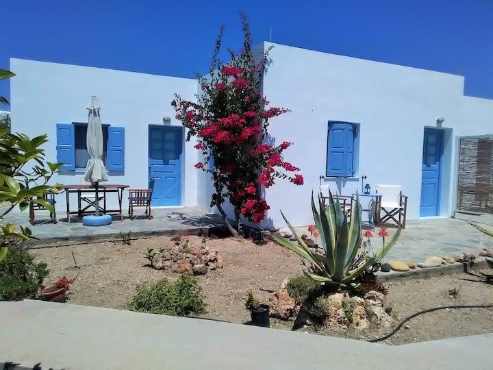 Cedar studio in Achivadolimni Milos
