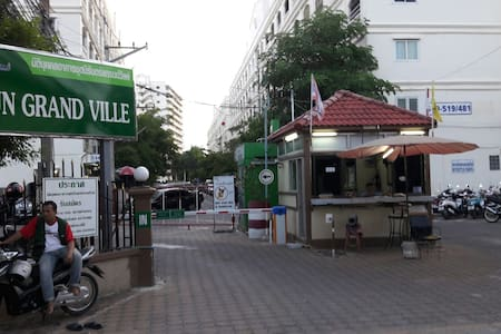 Super Value Room Too in Central Pattaya - Pattaya