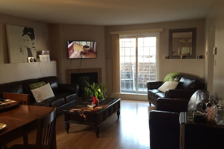 Home hosted by Sharon Delpeche. - Vaudreuil-Dorion - 公寓