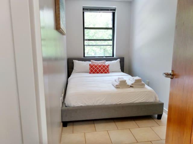 BR#3 Queen bed