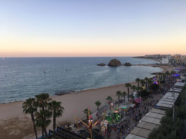 Apt 6 pers Costa Brava proche plage - Blanes - Apartment