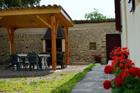Maison de Campagne Gersoise - Labarthète - Talo