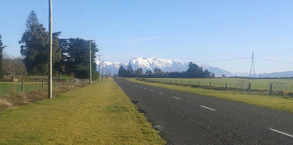 Traveller's Retreat - Rakaia