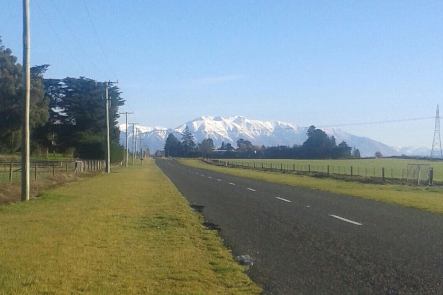 Only 1 hour to Mt Hutt Ski Field