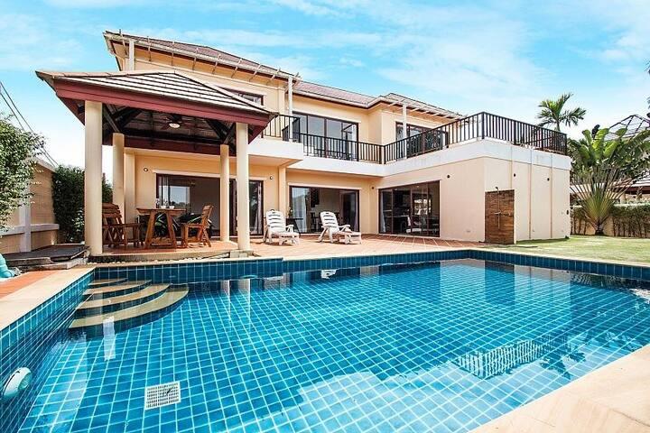 Baan Somsak 1 - Tambon Thep Kasattri - Casa de campo