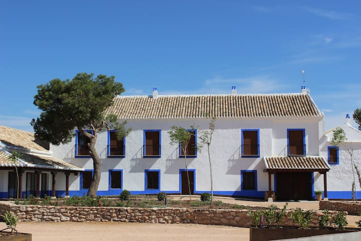Antiguo Caserío Manchego