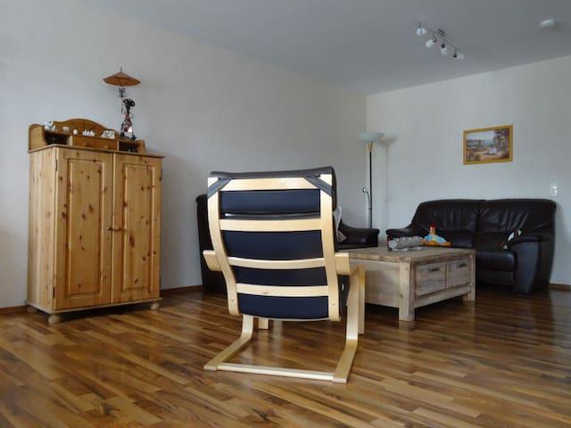 Kleine, helle, zentrale und schöne Unterkunft - Grevenbroich - Wohnung