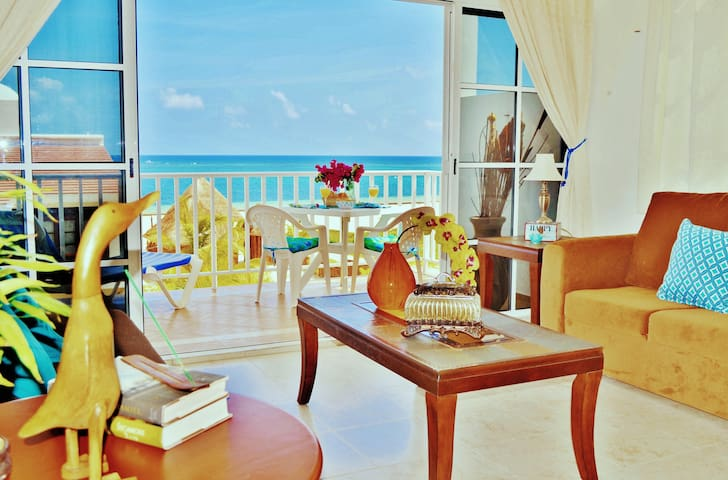 Cozy suite with a view! 2BR Corales B