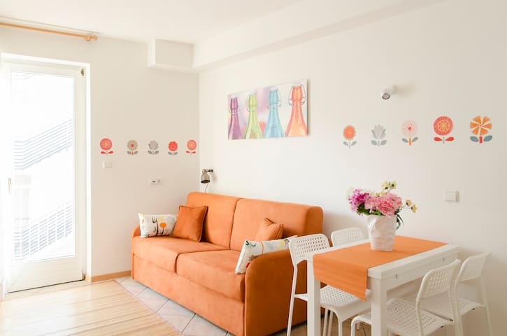 Conciapelli Apartments, Flower 45m2 - Bolzano - House