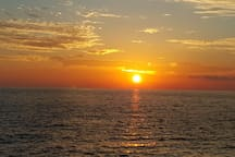 Mellieha Bay Sunset