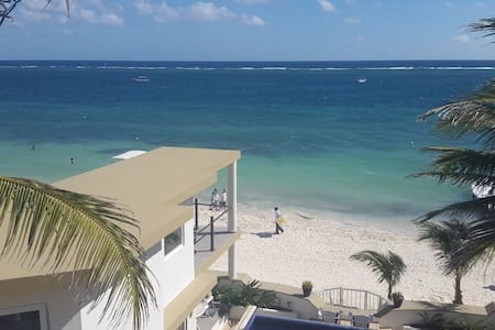Casa Toucan 3 - Beautiful Beachfront near Square