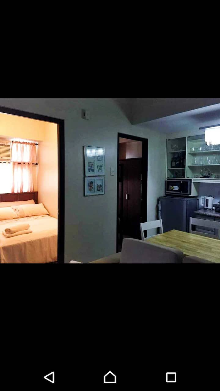 Cozy and Spacious Condo Unit for Rent