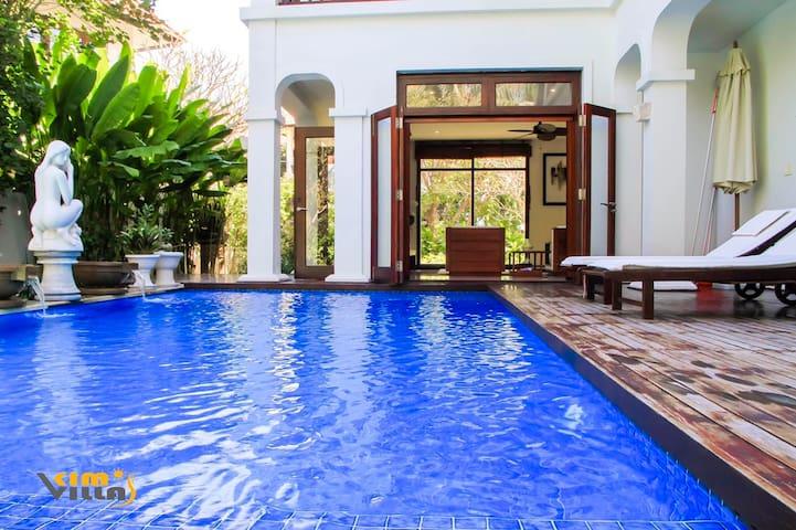 4BR Diamond Furama villa Danang