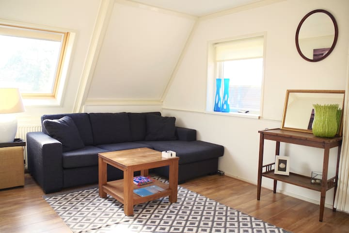 Stay at KunstFaam Schiermonnikoog - Schiermonnikoog - Apartment