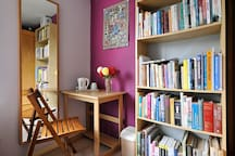 Books to browse in every room