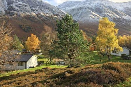 Detached Superking Cottage 09, Glen Nevis