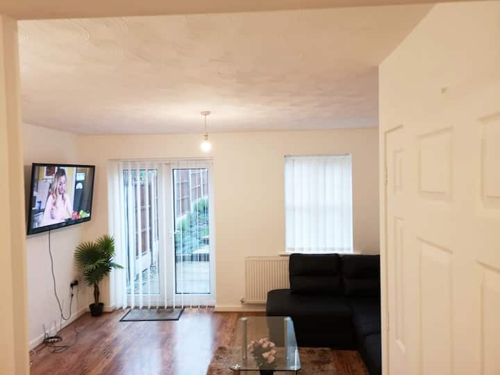 Quiet Residential Area, Within Easy Reach Of Town