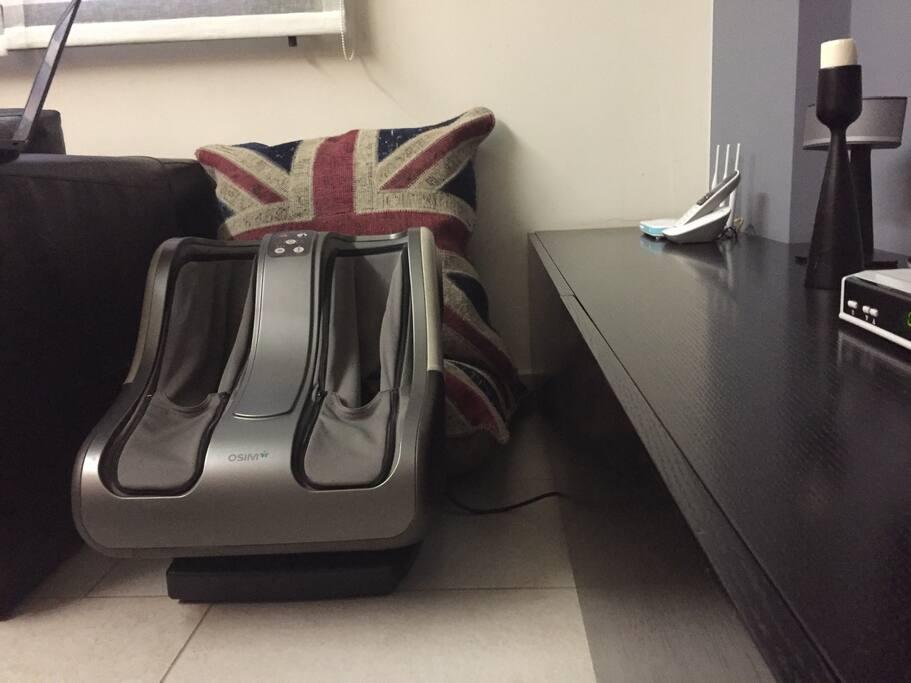 OSIM Foot Massager