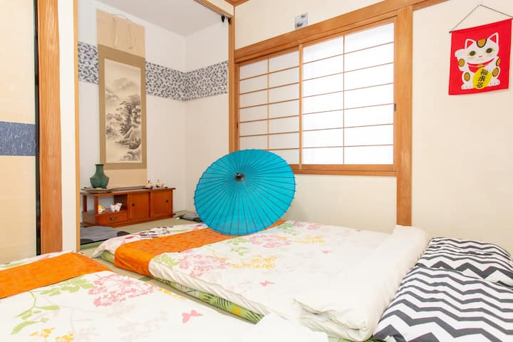Hotel License,Free Parking,Near Imperial Palace
