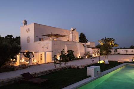 Masseria Le Cerase - Stunning Masseria with Pool