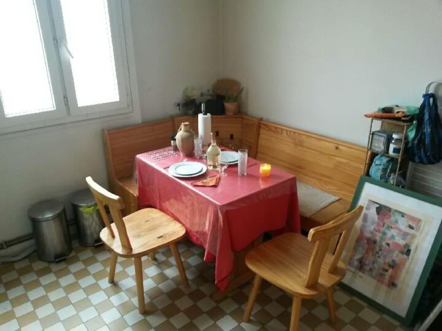 Kitchen / Cuisine / Küche