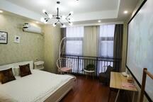 Lotus Apartment in Yifang City, Xuzhou