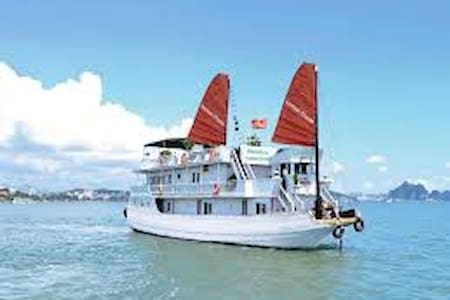 Halong bay 2D1N-Lemon cruise - Hanoi - Boot