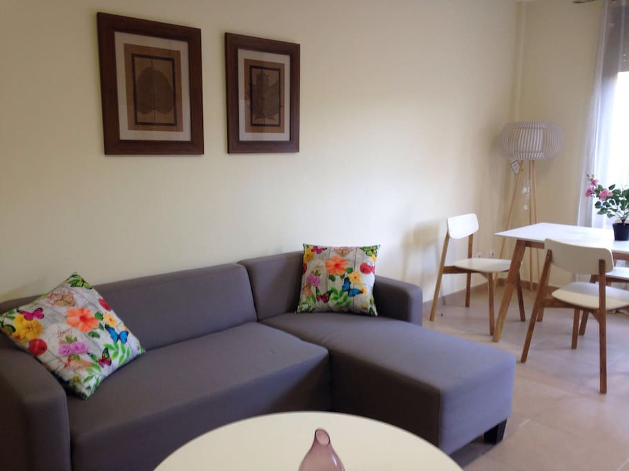 Apartamento con gran terraza flats for rent in arona for Terrazas easy 2016