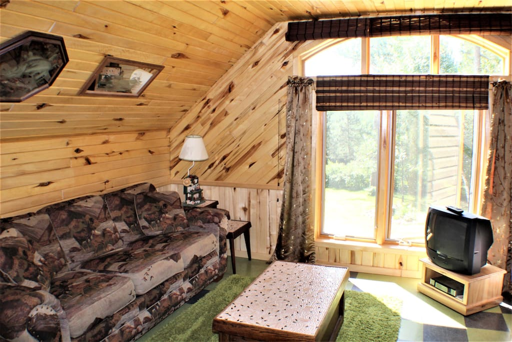 Rental lounge