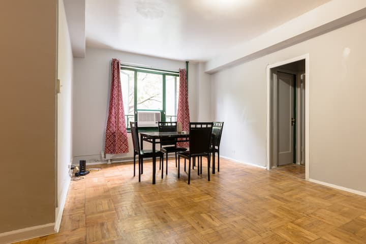 Beautiful condo in quiet Parkchester, close to NYC
