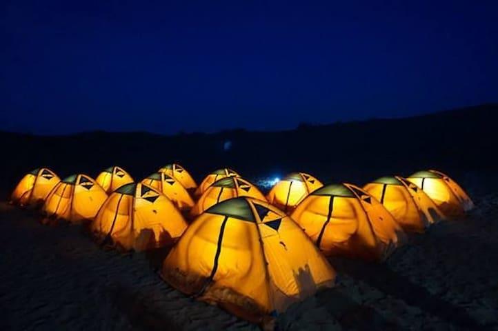 沙漠露营基地01