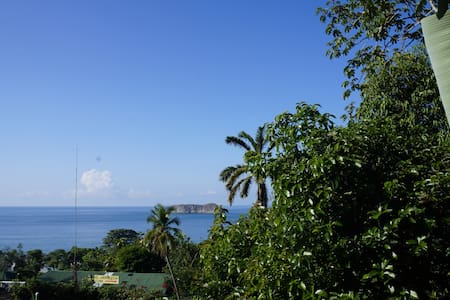 Casita Bella with best Ocean View, swimming pool - Quepos - Villa