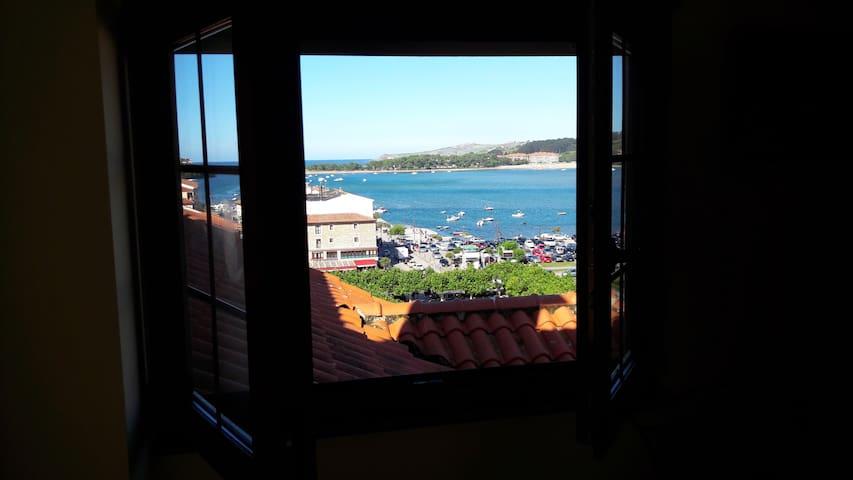 Apartamento con espectacular vista - San Vicente de la Barquera - Apartemen