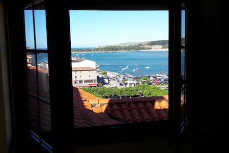 Apartamento con espectacular vista - San Vicente de la Barquera - 公寓