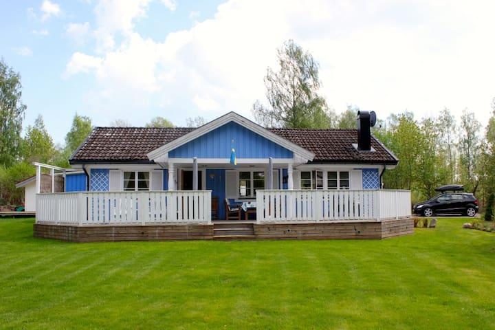 Ferienhaus in Schweden auf Bolmsö