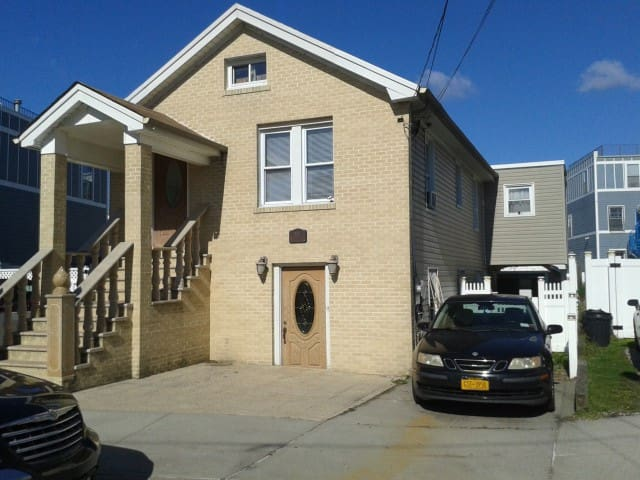Beach house near JFK - Queens - Apartment