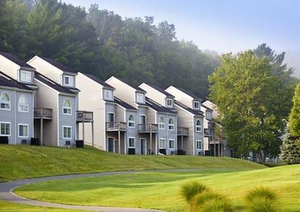 Tree Top Villas Pocono Vacation - イーストストラウズバーグ