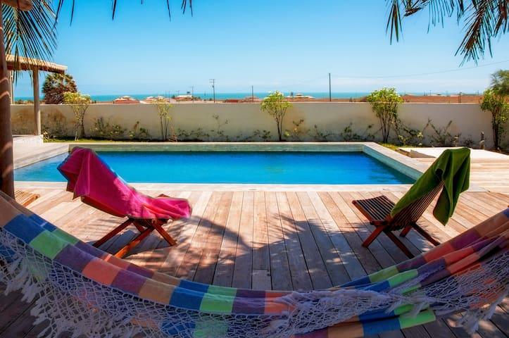 Pousada villa jodie Kite surf et caipirinhas