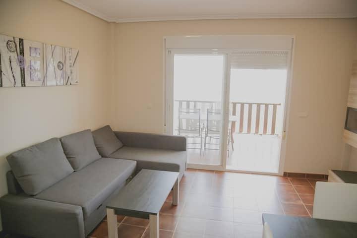 BE FREE COSTAMAR Apartamento 1 Dormitorio