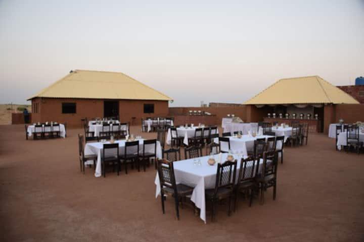Luxury Tent Safari Camp Osian