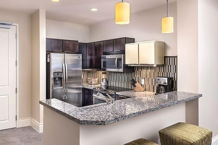 3 Bedroom Presidential Kitchen