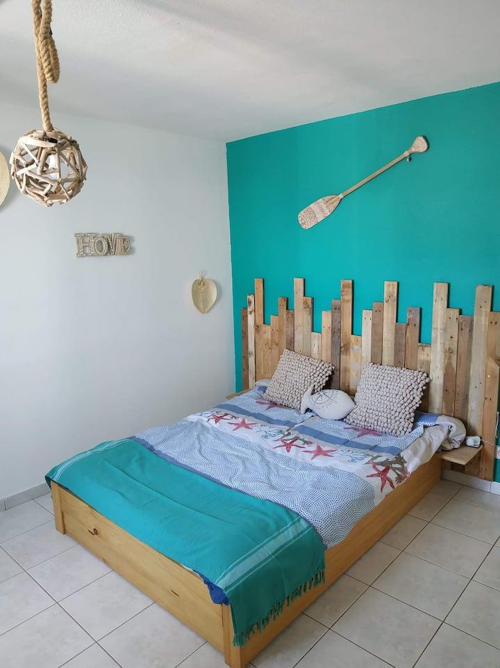 Appartement Jardin Proche Mer Torreilles Plage 66