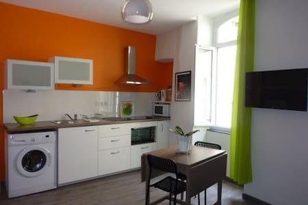 Letheo Beau studio coeur d'Aubenas - Aubenas - อพาร์ทเมนท์