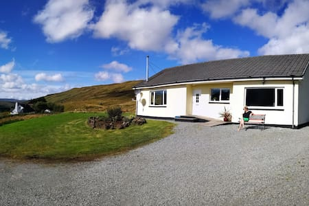 Accommodation In The Heart Of The Isle of Skye