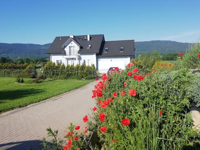 Villa Borówka okolice Polonica Zdrój