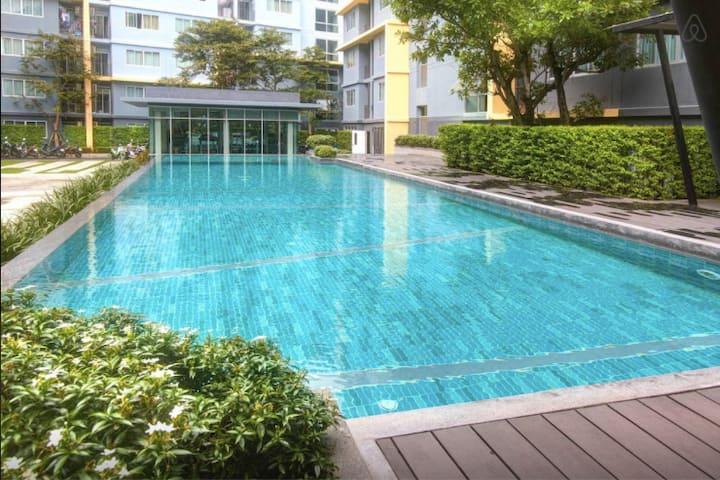 Nice Cozy Condo, Phuket Town, Patong Beach Yr Rent