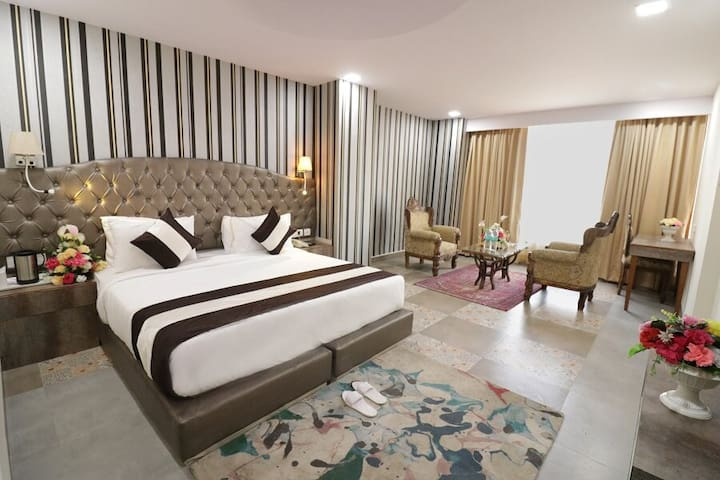 Luxury Room In Chandigarh