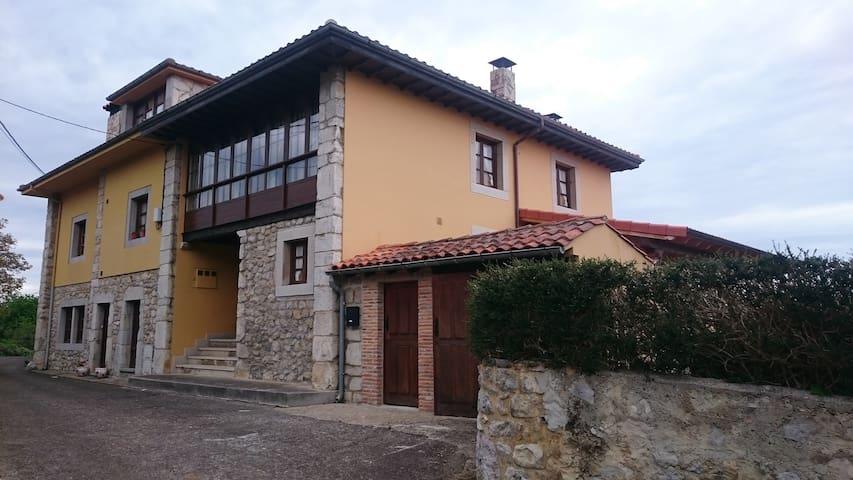 LA QUINTANA DE TERESA , casa rural en  ribadesella - Ribadesella - House