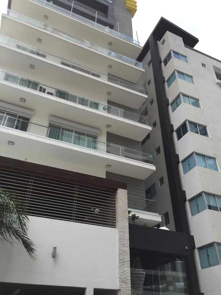 Modern Apartment in best area of Santo Domingo
