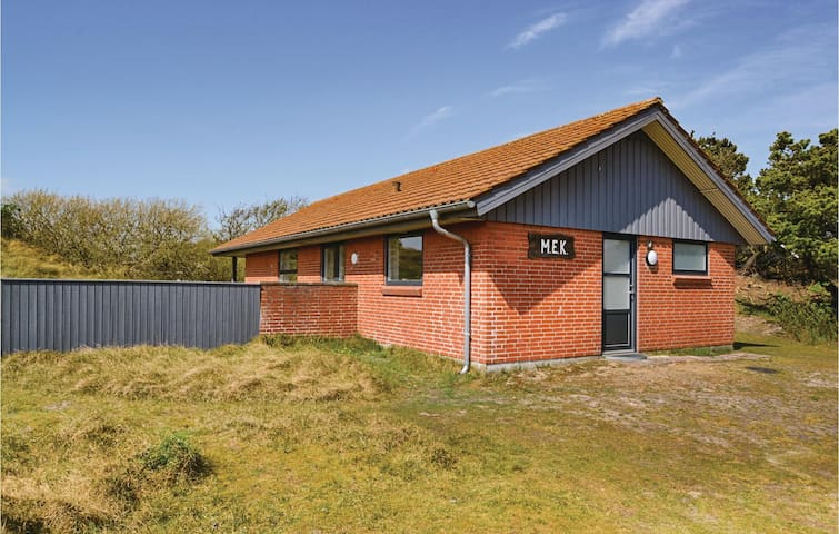 Holiday cottage with 3 bedrooms on 83m² in Fanø